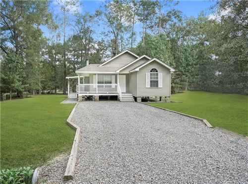 Photo of 70492 LAKE REELFOOT Drive, Covington, LA 70433 (MLS # 2282277)