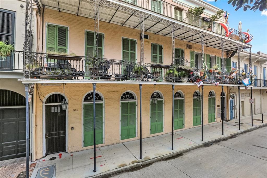 511 GOVERNOR NICHOLLS Street #F, New Orleans, LA 70116 - #: 2307277