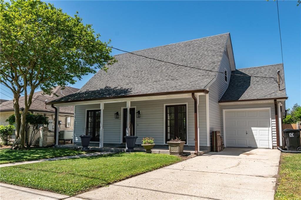 4141 KANSAS Avenue, Kenner, LA 70065 - #: 2294282