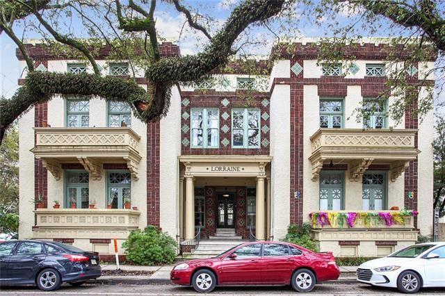 8000 ST CHARLES Avenue #H, New Orleans, LA 70118 - #: 2316289
