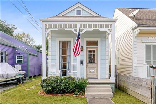 Photo of 1028 CAMBRONNE Street, New Orleans, LA 70118 (MLS # 2233290)