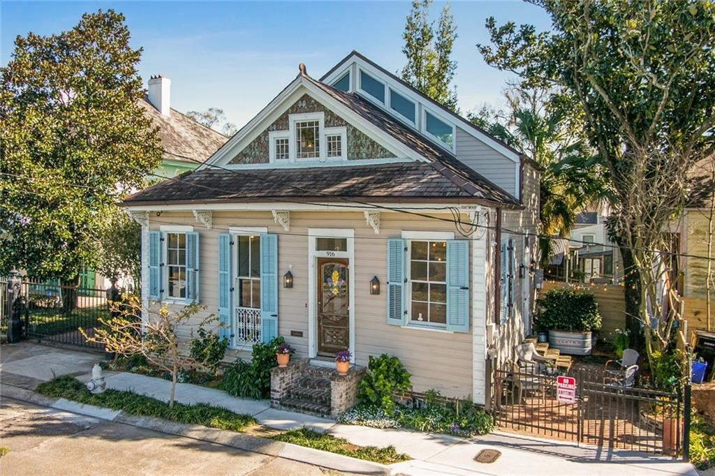 916 MOSS Street, New Orleans, LA 70119 - #: 2282305