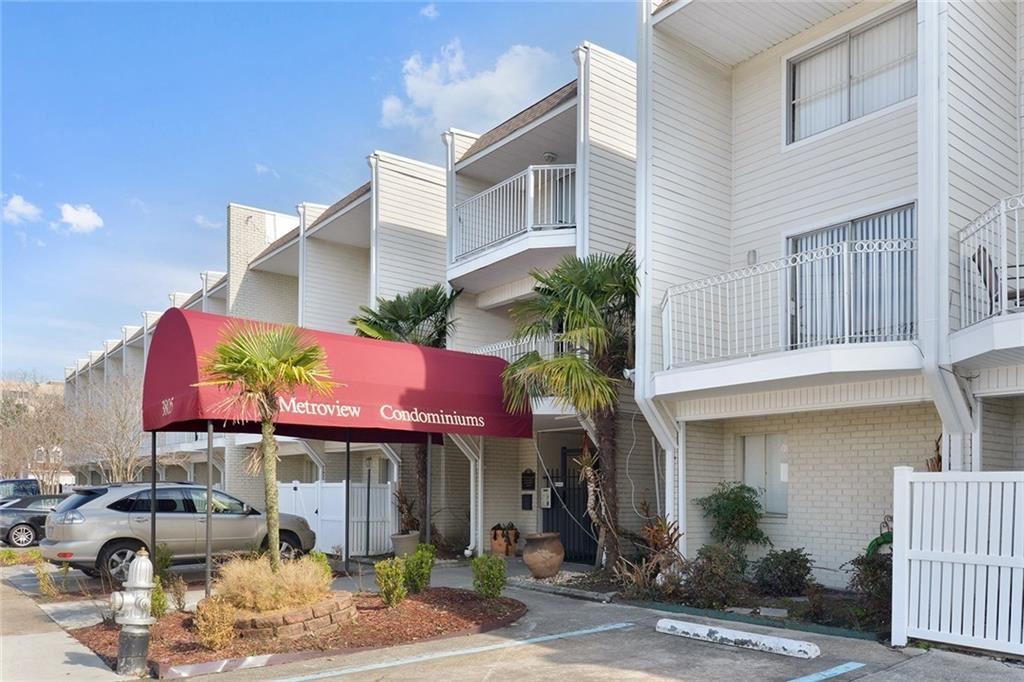 3805 HOUMA Boulevard #B233, Metairie, LA 70006 - #: 2261312