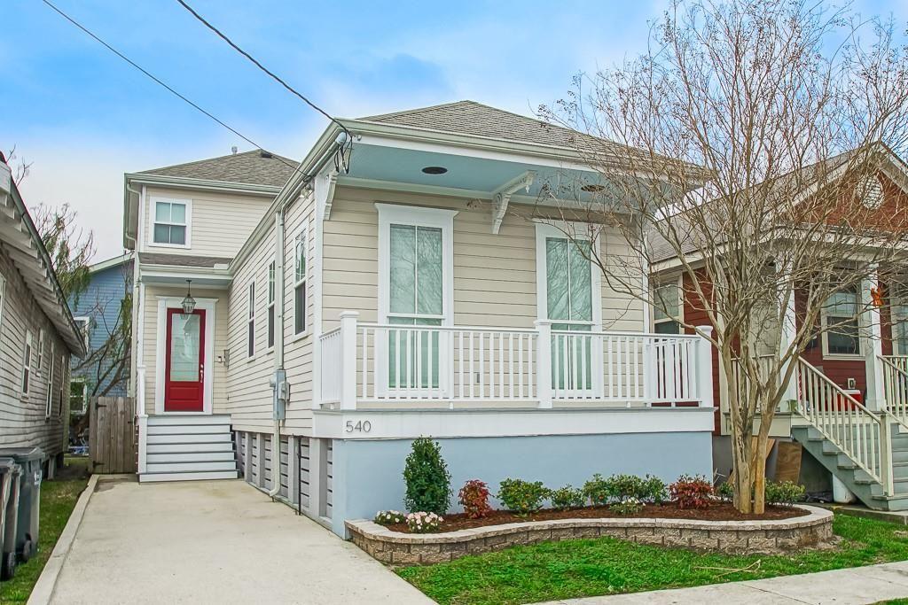 540 S HENNESSEY Street, New Orleans, LA 70119 - #: 2289321