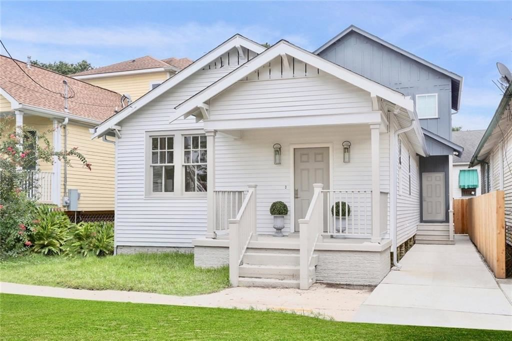 Photo for 508 N RENDON Street #A, New Orleans, LA 70119 (MLS # 2215325)