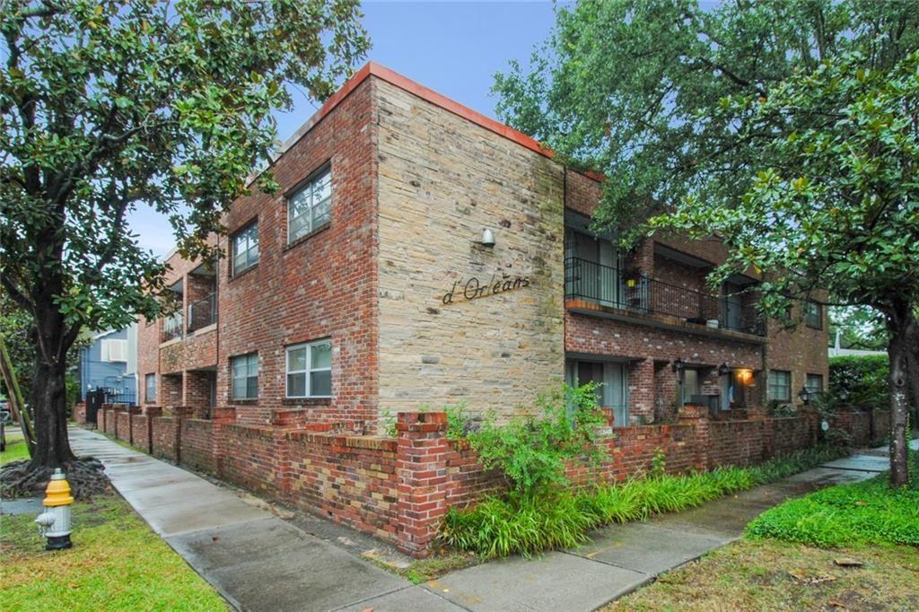 1508 CONSTANTINOPLE Street #8, New Orleans, LA 70115 - #: 2310332