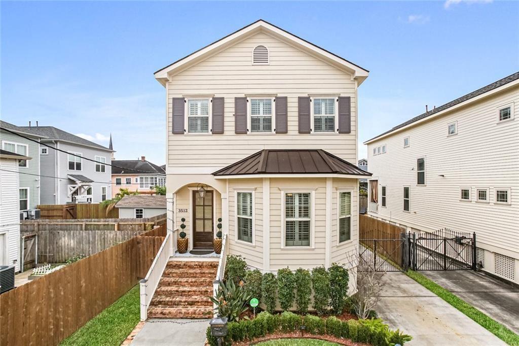 3512 BIENVILLE Street, New Orleans, LA 70119 - #: 2283338