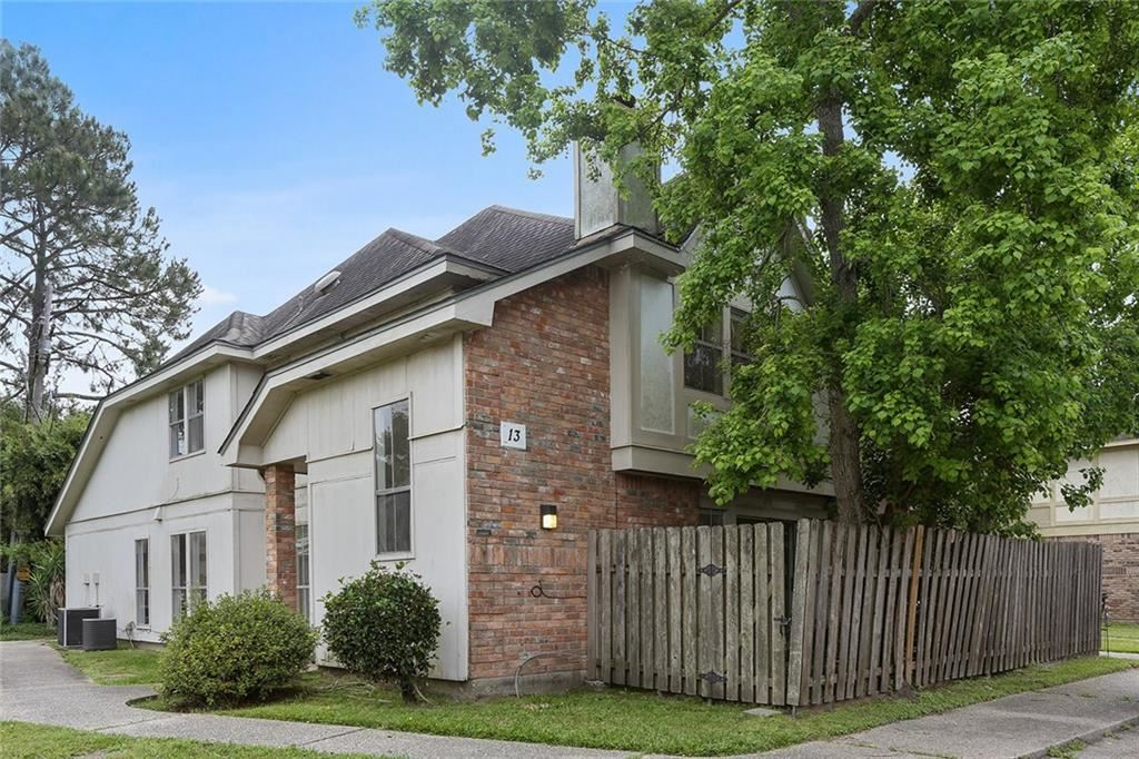 13 CYPRESS GROVE Court #56, New Orleans, LA 70131 - #: 2255341
