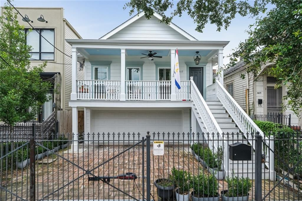 4617 CHESTNUT Street, New Orleans, LA 70115 - #: 2309342