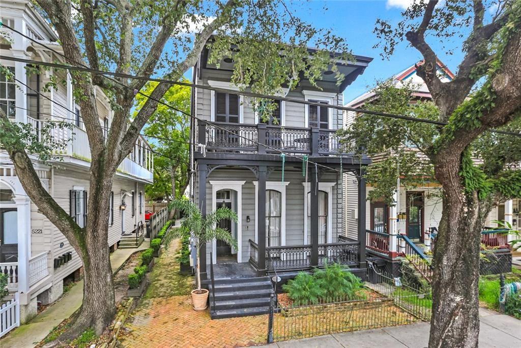 5219 MAGAZINE Street #A, New Orleans, LA 70115 - #: 2269343