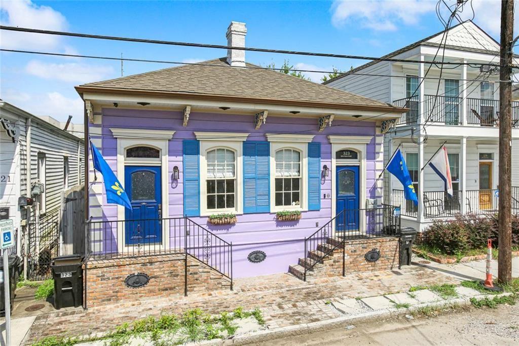 323 N ROMAN Street, New Orleans, LA 70112 - #: 2266347
