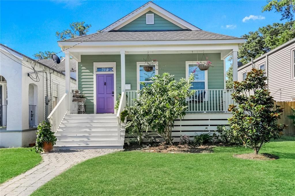 2514 ELDER Street, New Orleans, LA 70122 - #: 2256350