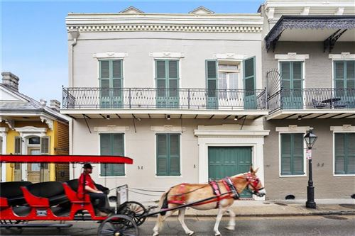 Photo of 1225 BOURBON Street #D, New Orleans, LA 70116 (MLS # 2242354)
