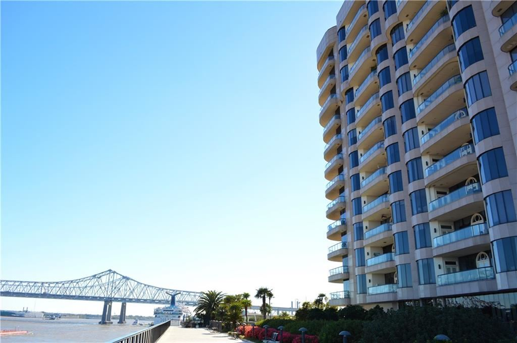 600 PORT OF NEW ORLEANS Place #7C\/7D, New Orleans, LA 70130 - #: 2241357