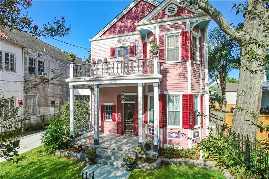 1828 GENERAL PERSHING Street, New Orleans, LA 70115 - #: 2268361