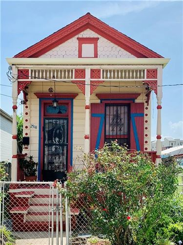 Photo of 2518 GRAVIER Street, New Orleans, LA 70119 (MLS # 2259368)