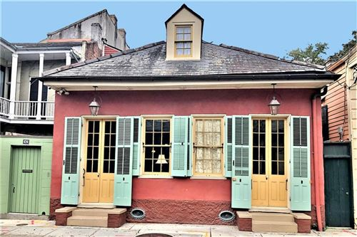 Photo of 626 BURGUNDY Street, New Orleans, LA 70112 (MLS # 2278368)