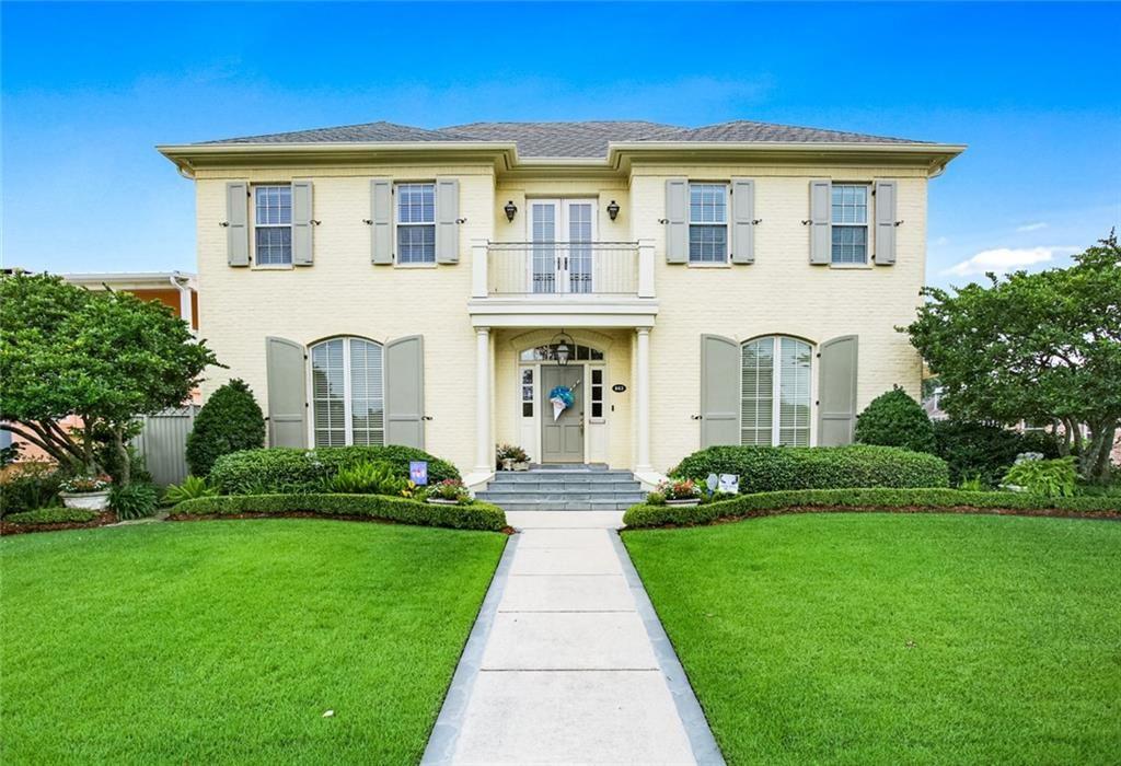 863 CRYSTAL Street, New Orleans, LA 70124 - #: 2258369