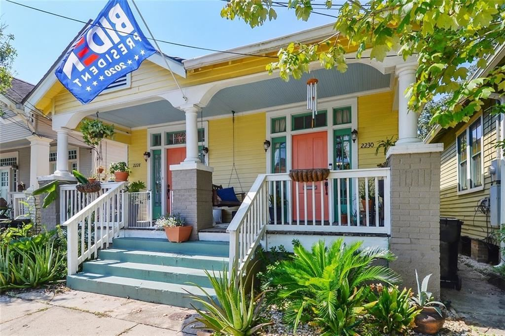 2230 UPPERLINE Street, New Orleans, LA 70115 - #: 2283371