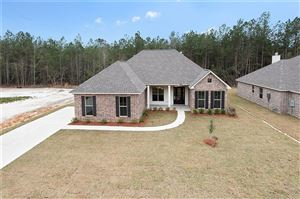 Photo of 732 PERRILLOUX TRACE AV, Madisonville, LA 70447 (MLS # 2177373)