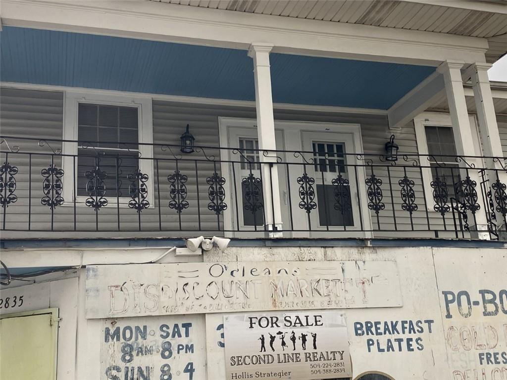 2835 1\/2 ORLEANS Avenue, New Orleans, LA 70119 - #: 2311375