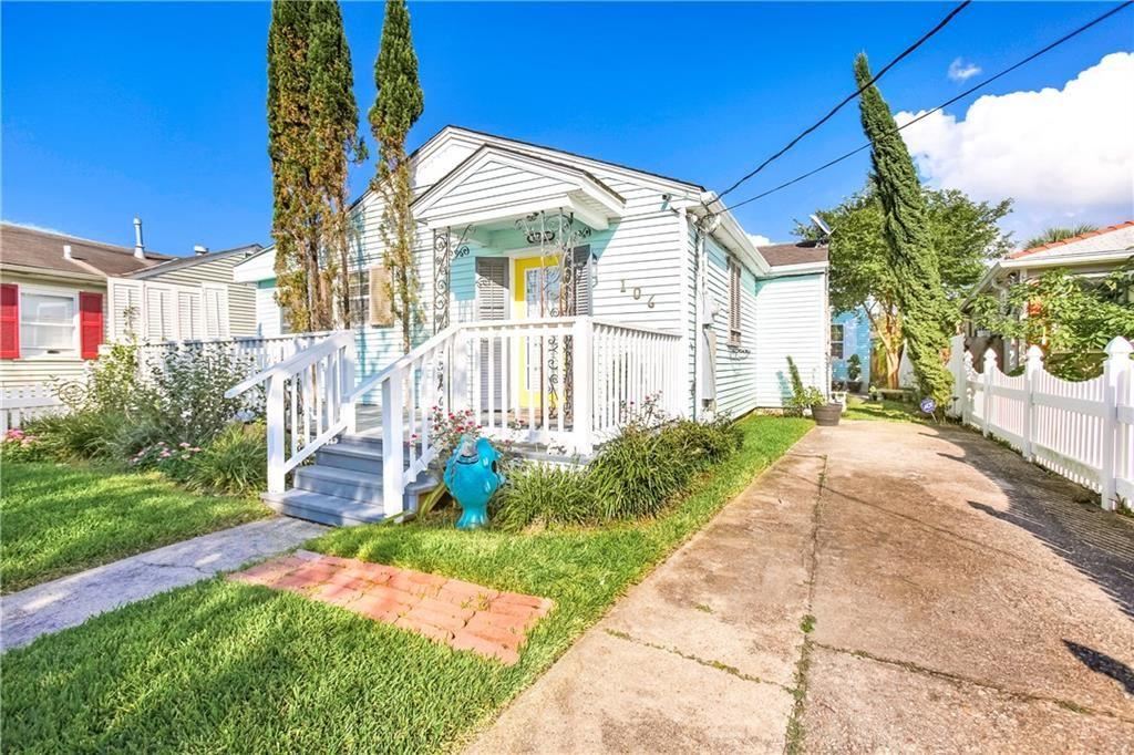 106 ALDEN Place, New Orleans, LA 70119 - #: 2316381