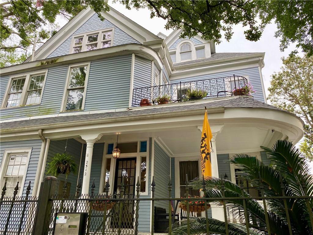 2512 MAGAZINE Street #F, New Orleans, LA 70130 - #: 2287391