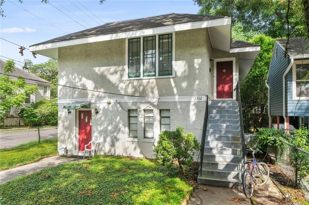 2202 NASHVILLE Avenue, New Orleans, LA 70115 - #: 2305393