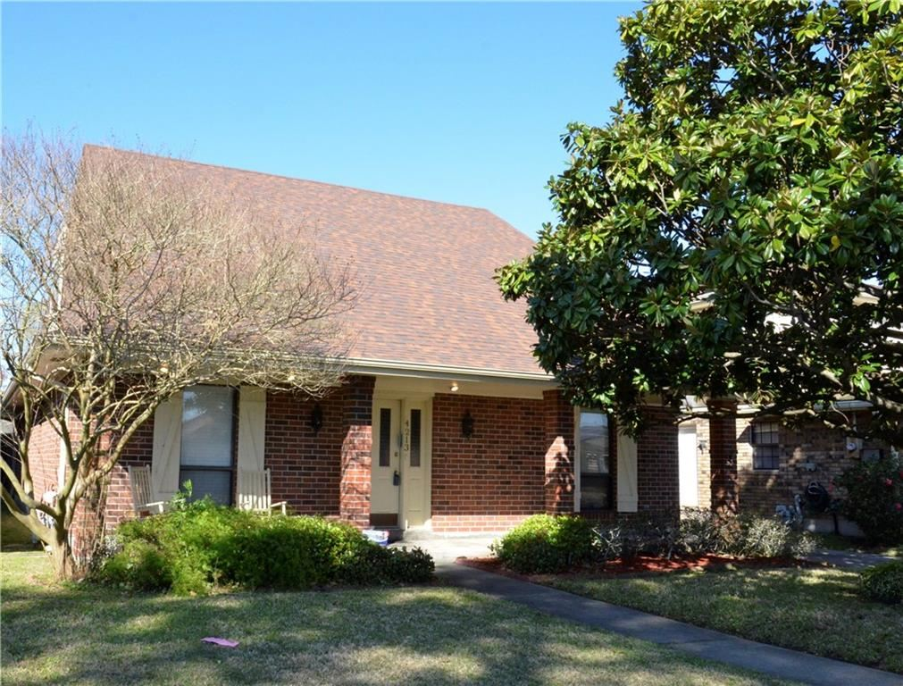4213 INDIANA Avenue, Kenner, LA 70065 - #: 2236394