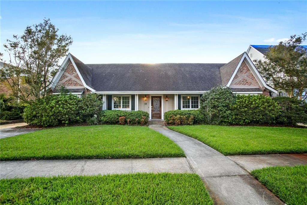18 WAVERLY Place, Metairie, LA 70003 - #: 2318401