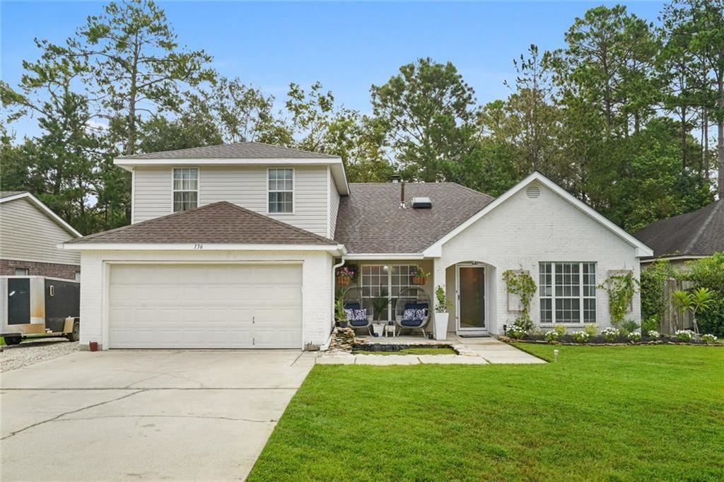 136 EMERALD CREEK E., Abita Springs, LA 70420 - #: 2267416