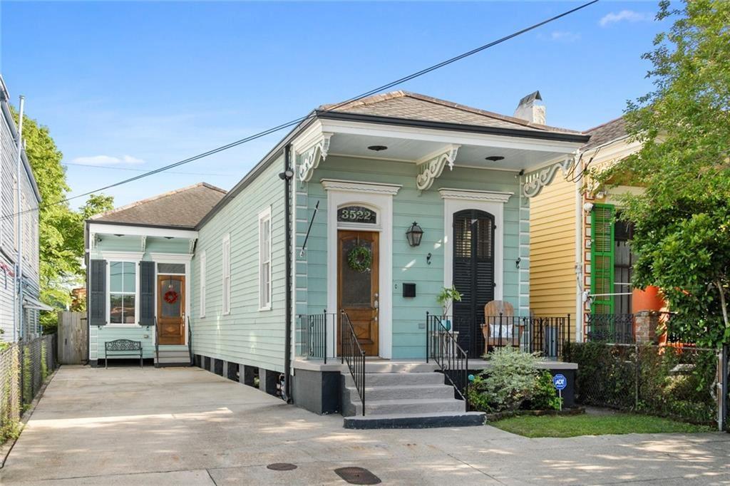 3522 LAUREL Street, New Orleans, LA 70115 - #: 2295419