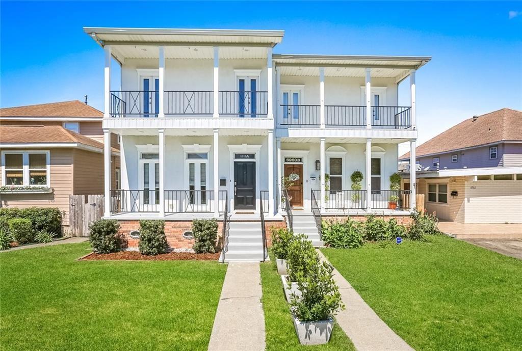 6960 GENERAL HAIG Street #A, New Orleans, LA 70124 - #: 2299426