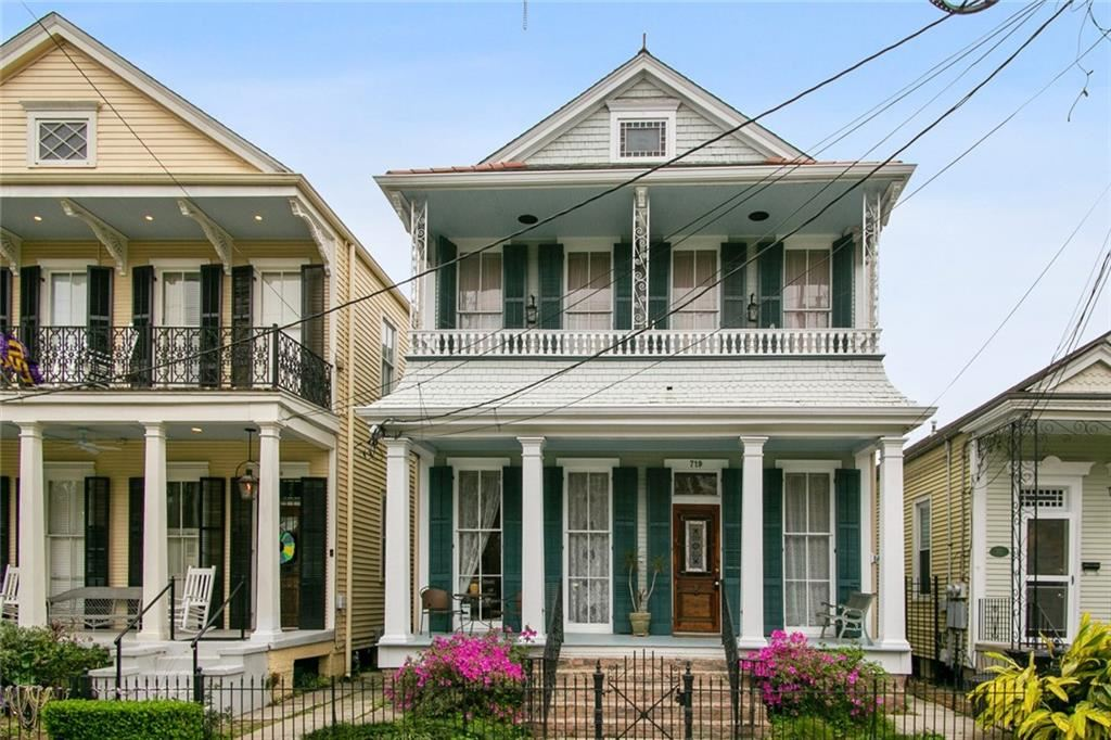 719 HENRY CLAY Avenue, New Orleans, LA 70118 - #: 2242428
