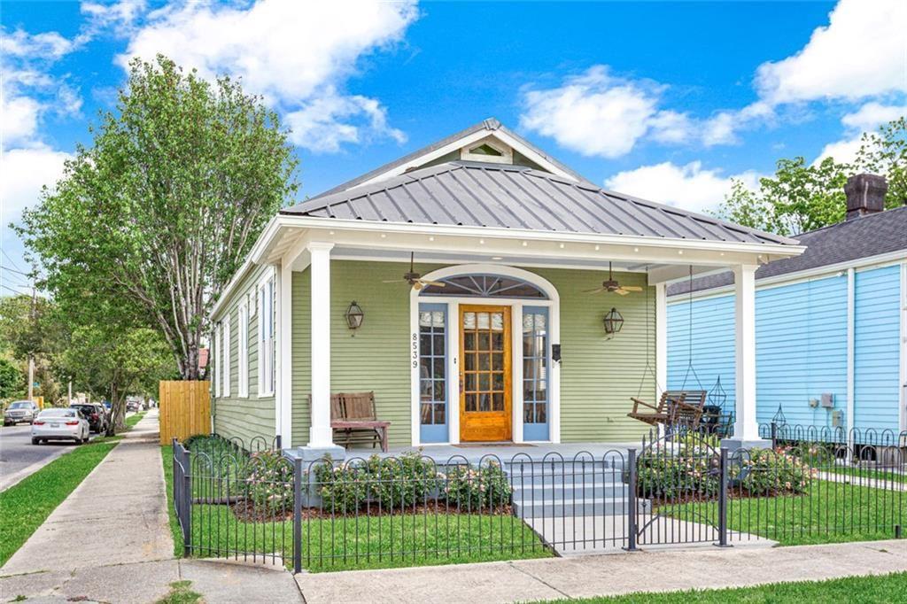 8539 FRERET Street, New Orleans, LA 70118 - #: 2296446