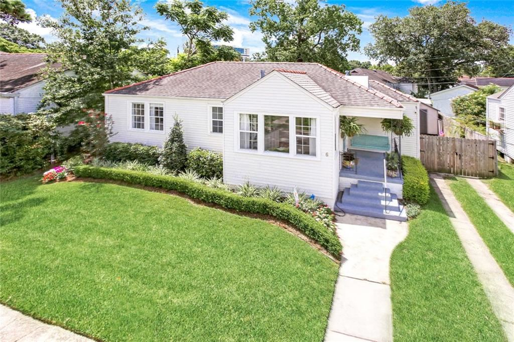 6 SONIA Place, Jefferson, LA 70121 - #: 2308451