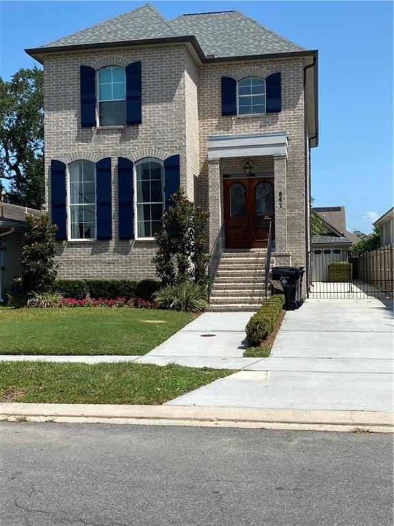 841 WALKER Street, New Orleans, LA 70124 - #: 2264454