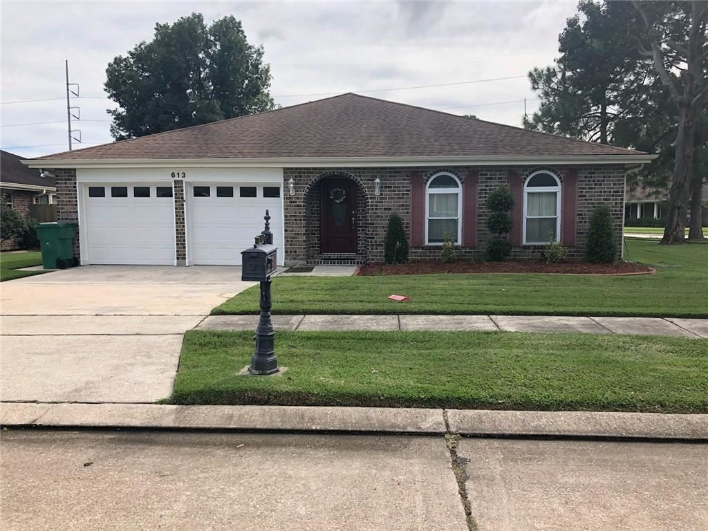 613 BROUILLY Drive, Kenner, LA 70065 - #: 2308454