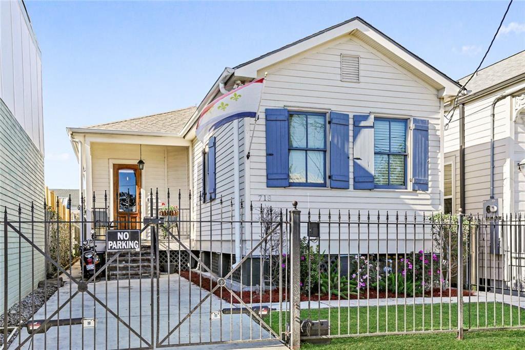 718 ALINE Street, New Orleans, LA 70115 - #: 2281463