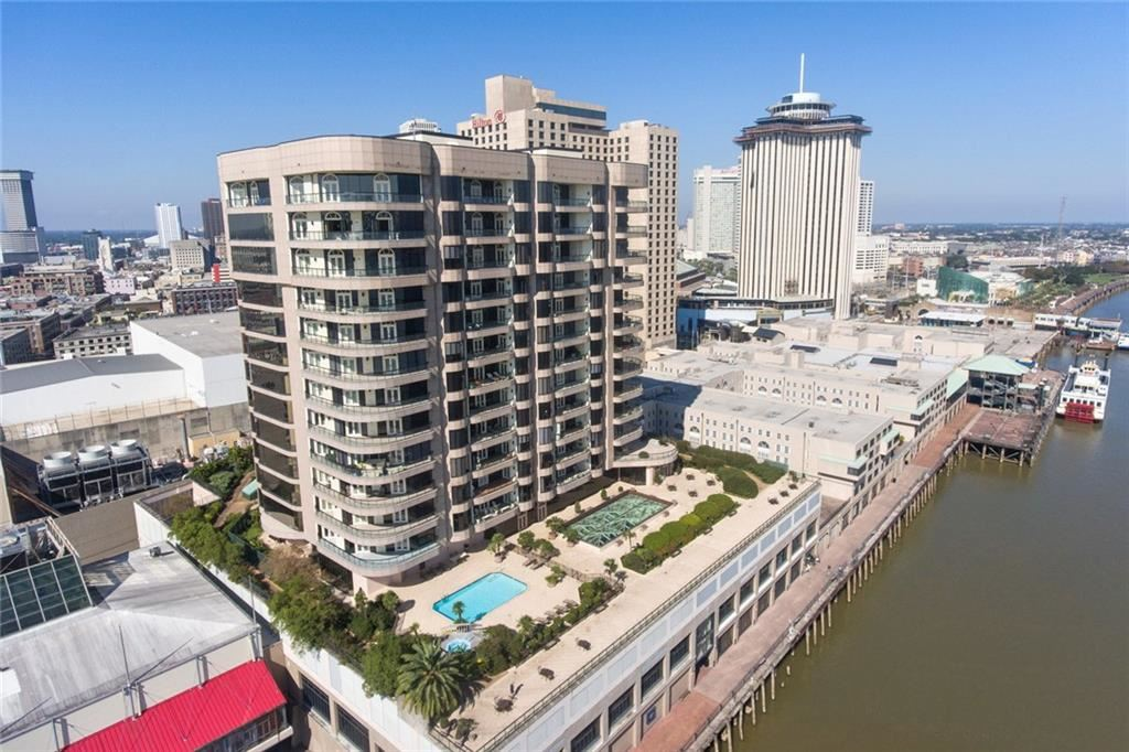 600 PORT OF NEW ORLEANS Place #14A, New Orleans, LA 70130 - #: 2273471