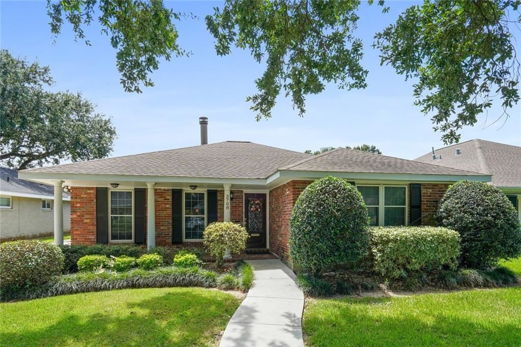 3708 CLIFFORD Drive, Metairie, LA 70002 - #: 2212475