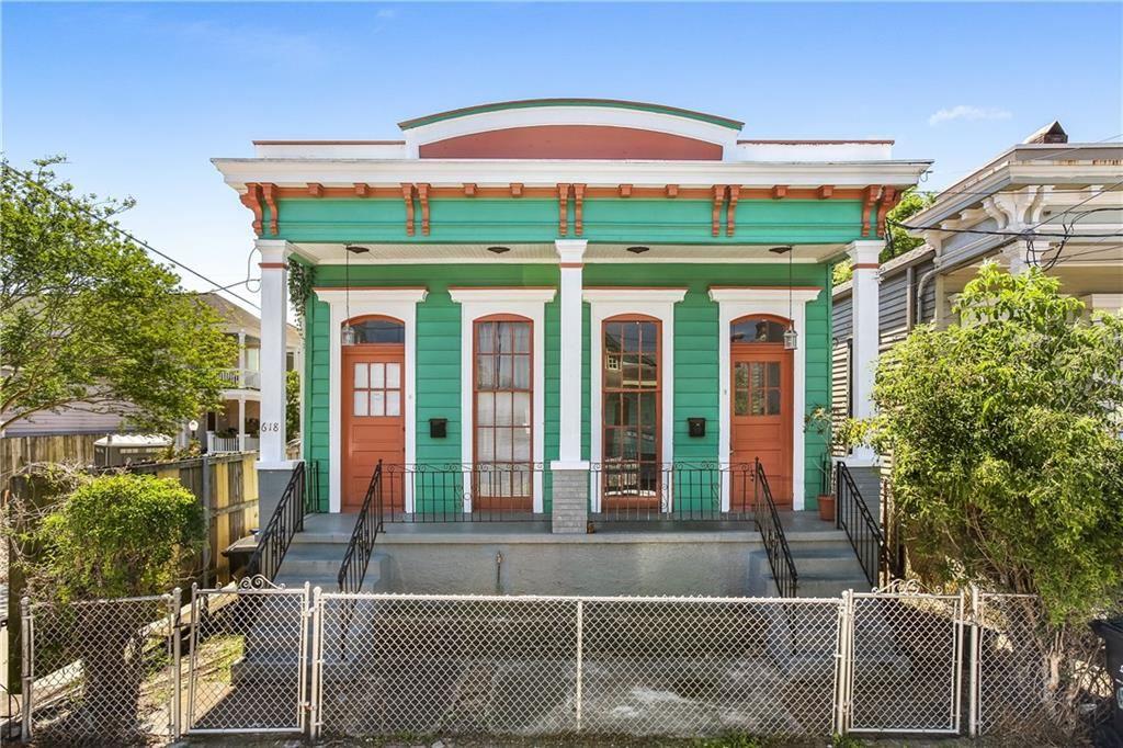 618 20 THIRD Street, New Orleans, LA 70130 - #: 2266480