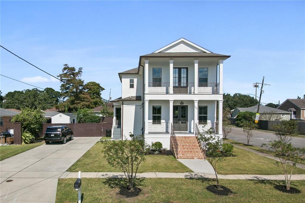 1361 MITHRA Street, New Orleans, LA 70122 - #: 2273483