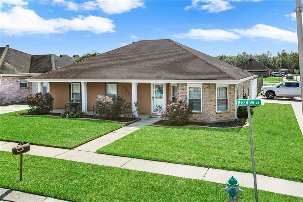 2701 MEADOW Drive, Violet, LA 70092 - MLS#: 2268484