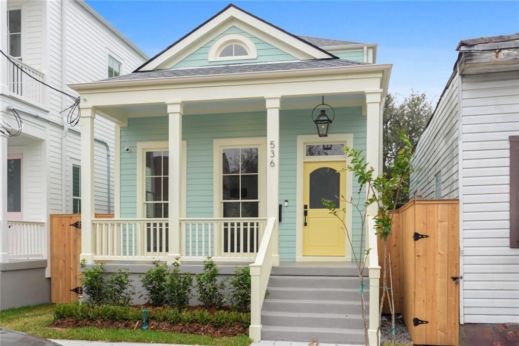 536 SECOND Street, New Orleans, LA 70130 - #: 2276484