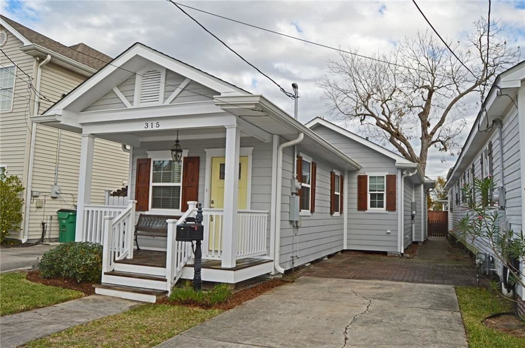 315 PAPWORTH Avenue, Metairie, LA 70005 - #: 2279484