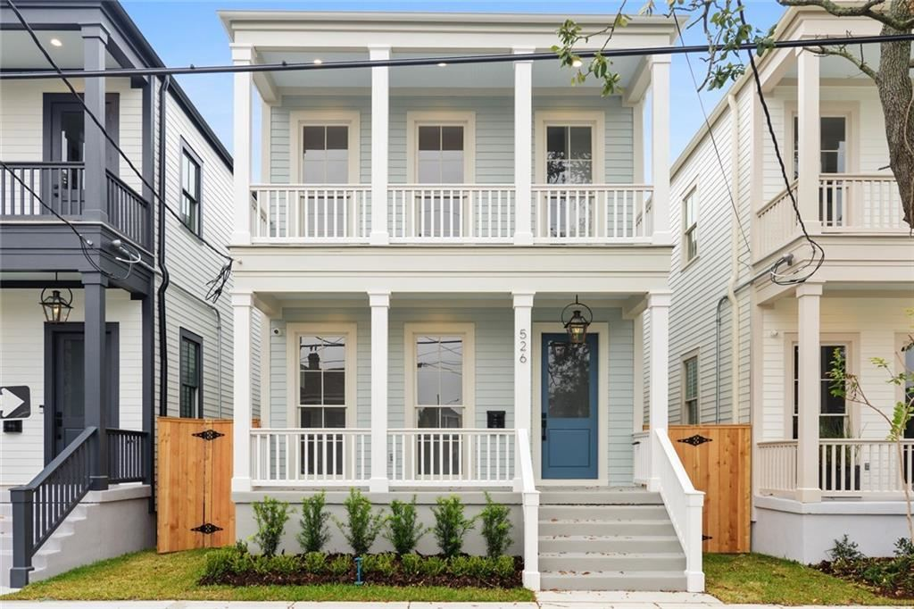 526 SECOND Street, New Orleans, LA 70130 - #: 2276485