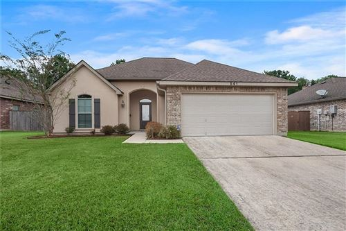 Photo of 541 JESSICA Way, Covington, LA 70435 (MLS # 2227492)