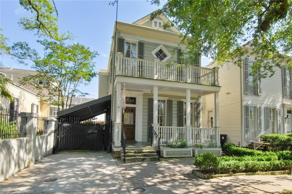 3612 CAMP Street, New Orleans, LA 70115 - #: 2226493