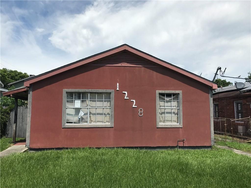 1228 TENNESSEE Street, New Orleans, LA 70117 - #: 2307493